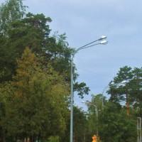 опоры освещения