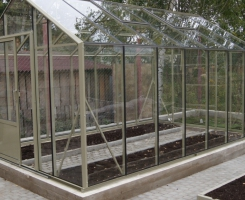 Тепличка Ботаник 12м2