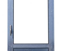 Дверь поворотная
