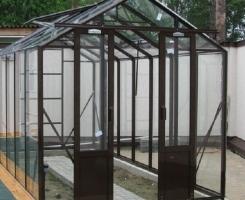 Теплица Ботаник мини,  16м2