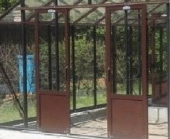 Теплица Ботаник Гигант,  32м2