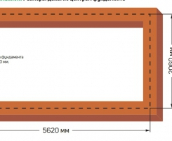 Теплица Ботаник мини,  12м2